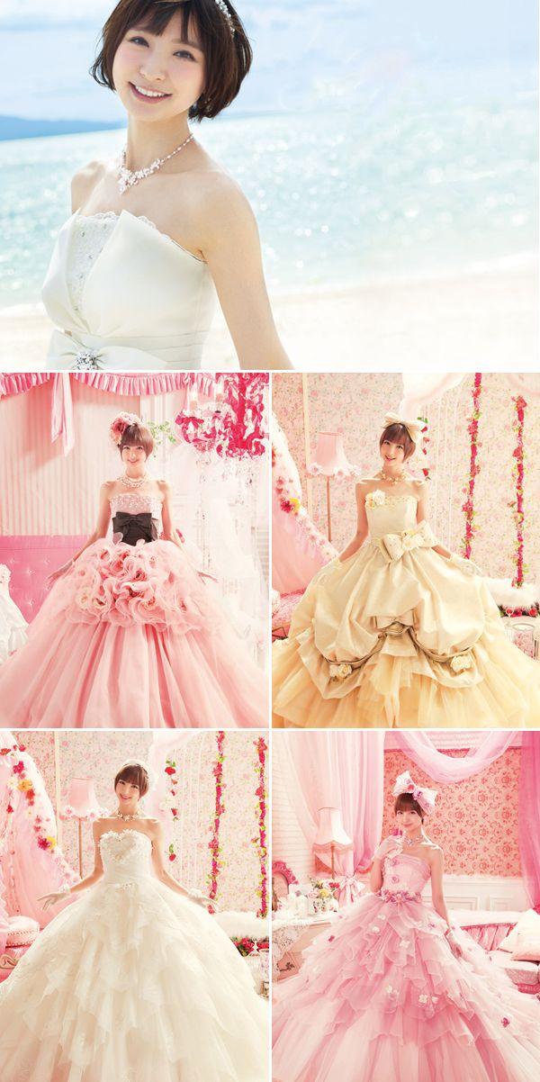 32 Adorable Princess Gowns