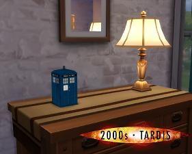 Mod The Sims - Miniature TARDIS