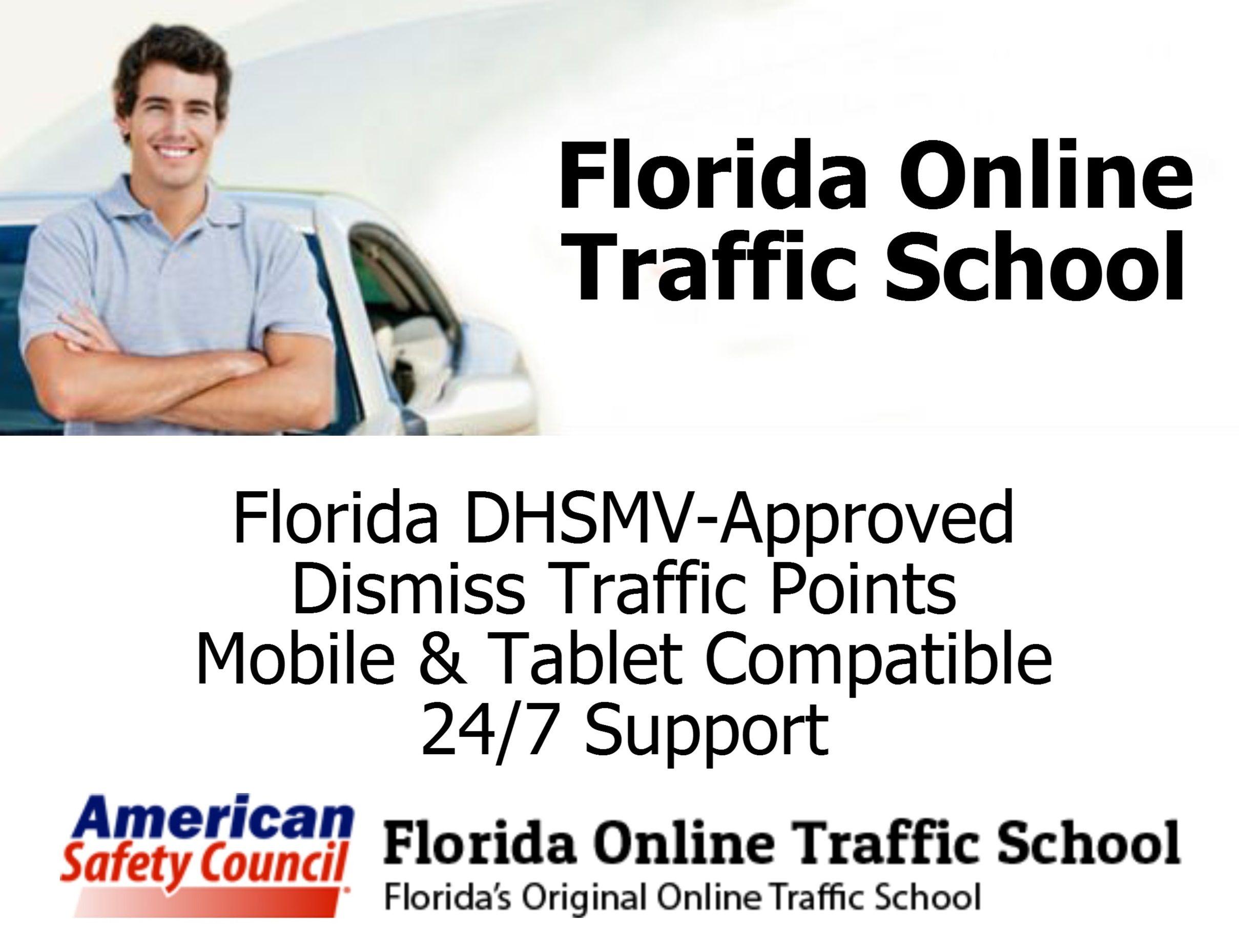 Floridaonlinetrafficschoolcom Elect To Take Florida Online