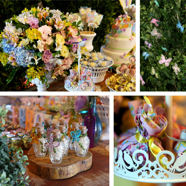 Festa Jardim de Borboletas - Party Butterfly Garden