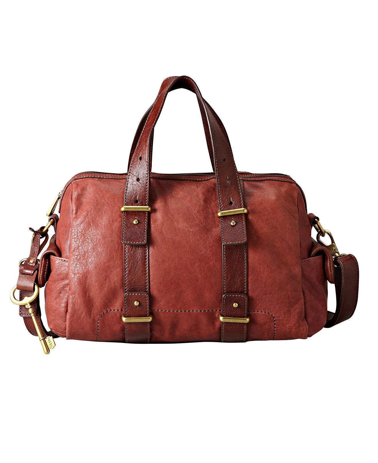 Fossil Handbag Mason Satchel