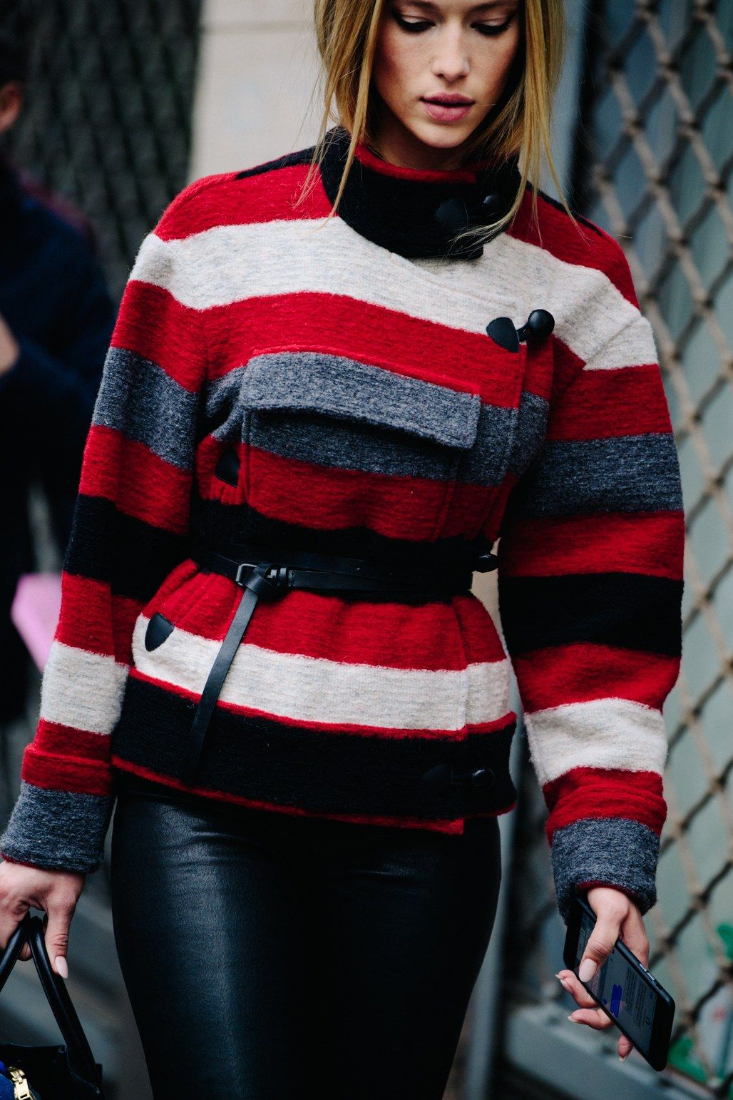 Milan Fashion Week's Street Style Stars Are Bringing Back ...