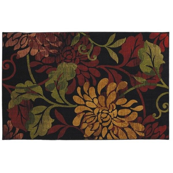 Mohawk Home Canberra Fl Rug 20 780 Rub Liked On Polyvore Featuring