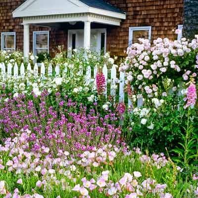8 essential elements for planning a cottage garden cottage style rh pinterest com