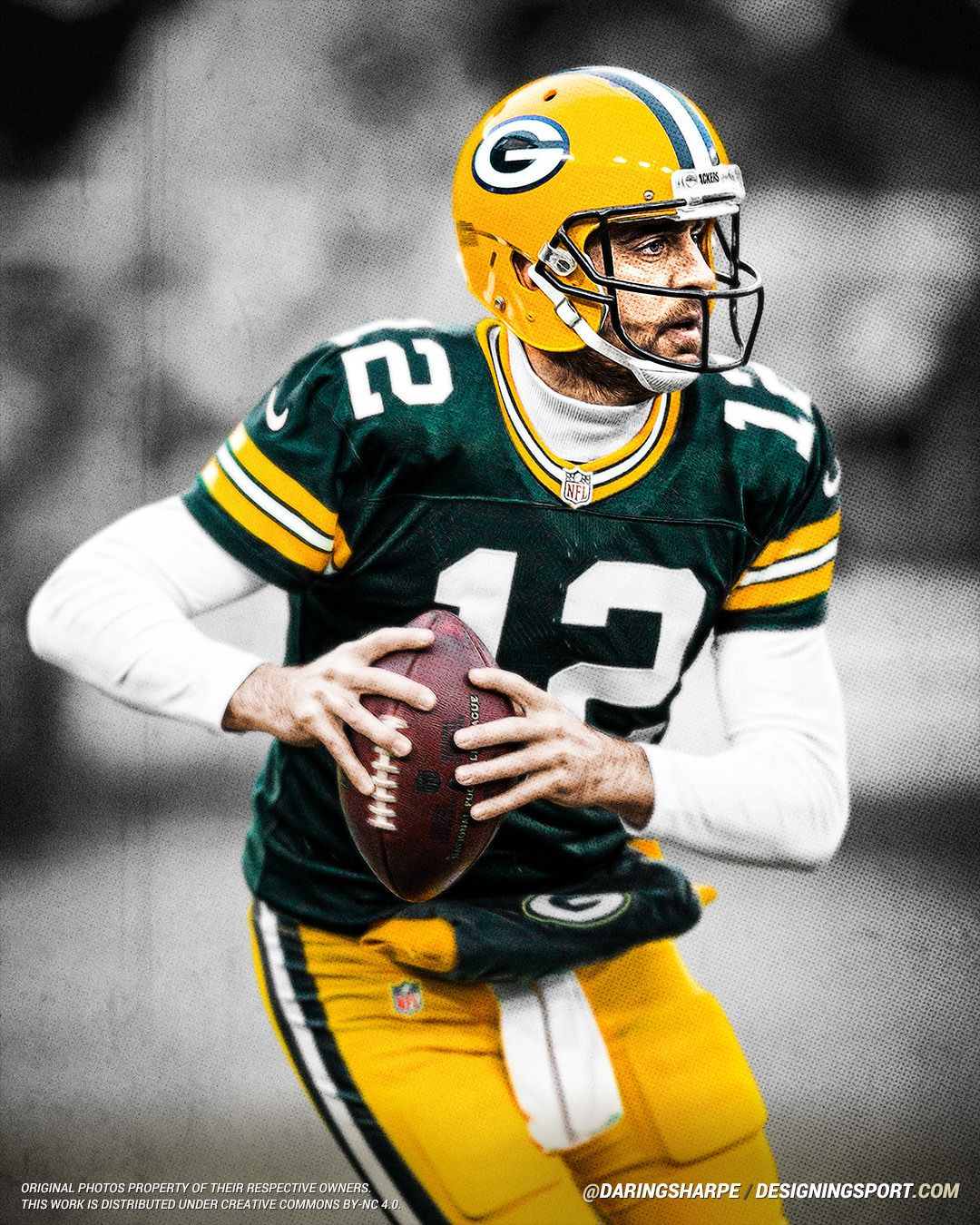 Aaron Rodgers Green Bay Packers Green Bay Packers Packers Green Bay