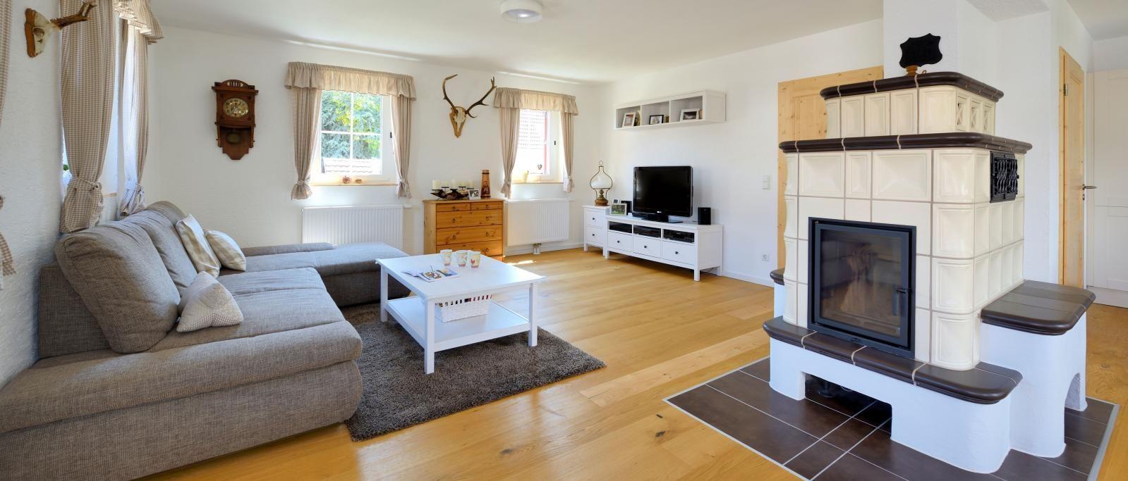 Haus Alber Wohnbereich Modern Und Urig Traditionell Zugleich