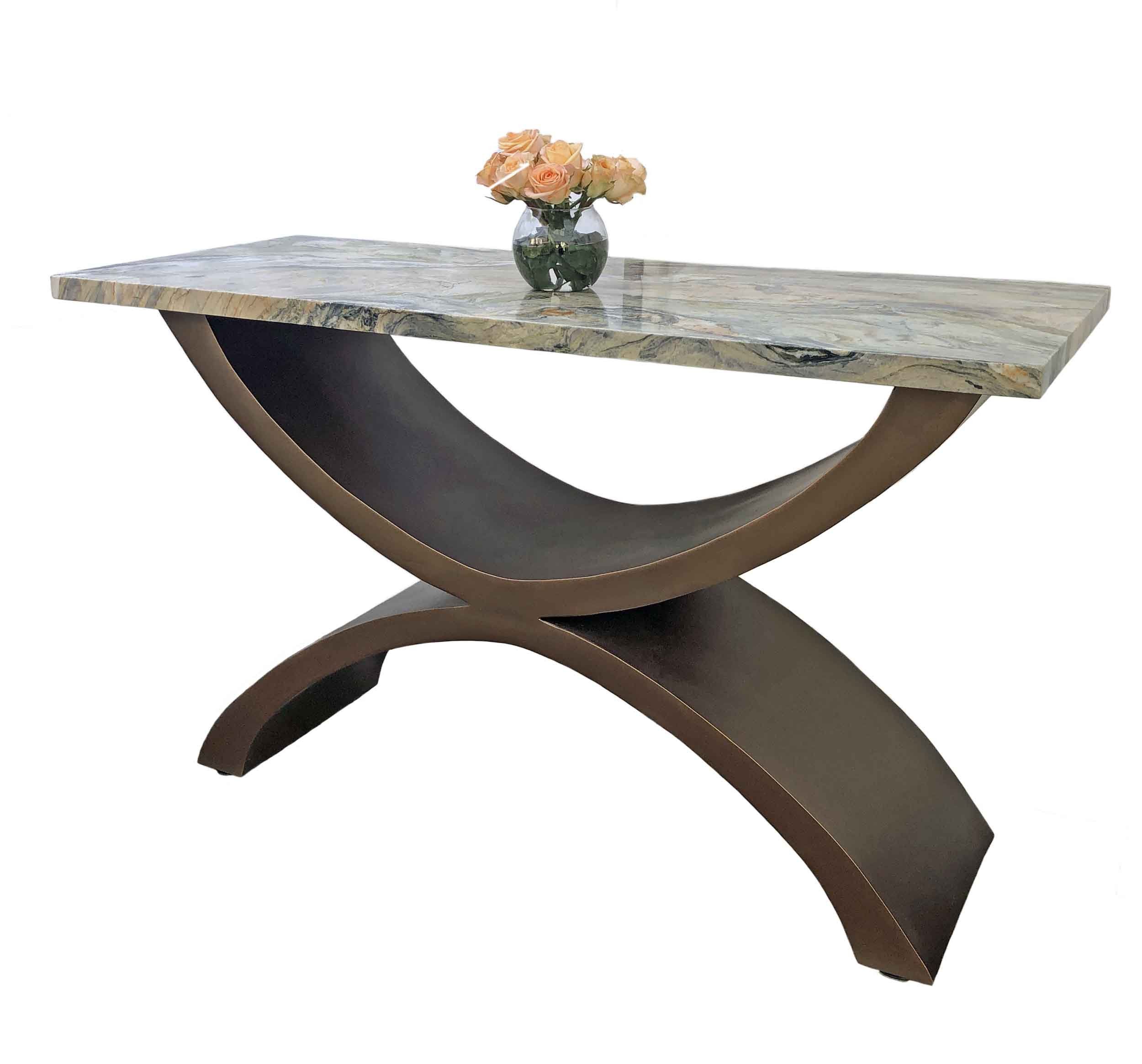 Console Table Legs Entryway Table Foyer Table Metal Table Base In 2020