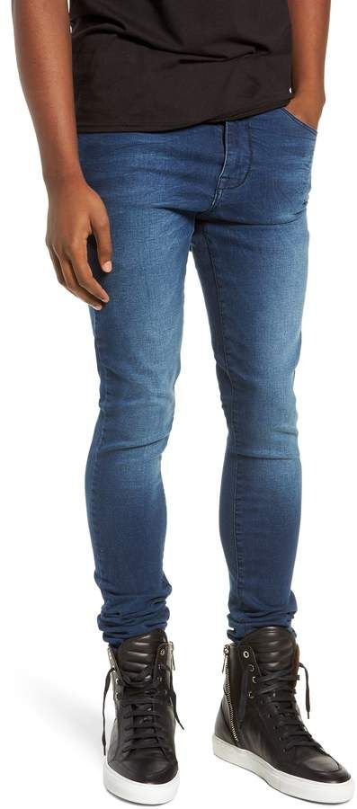 9cb4886d335 Denim & Supply Ralph Lauren Dr. Denim Supply Co. Leroy Skinny Fit Jeans