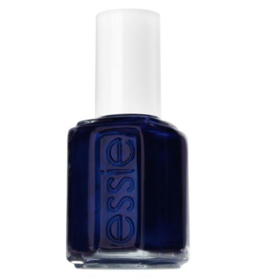 Essie Nail Polish Midnight Cami is a deep twilight blue - Boots ...