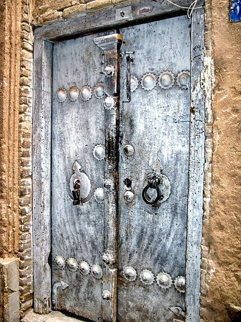 The Doors of Yazd & The Doors of Yazd | doors | Pinterest | Doors and Architecture pezcame.com