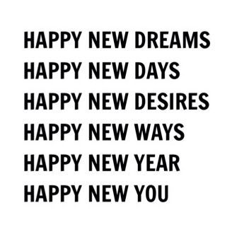 Why Not . . . Make This Your Year? #happynewyear
