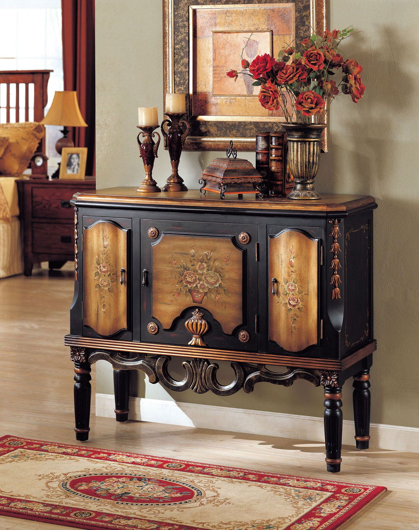 Nice Dressed Console Table (1) From: Montana Living Direct, Please Visit