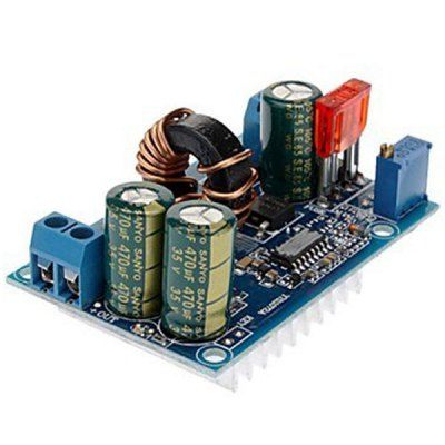 Multifunctional DC - DC Auto Step - Up Step - Down Constant Voltage Current CVCC Module 5A max, 3A constant - 12.64$