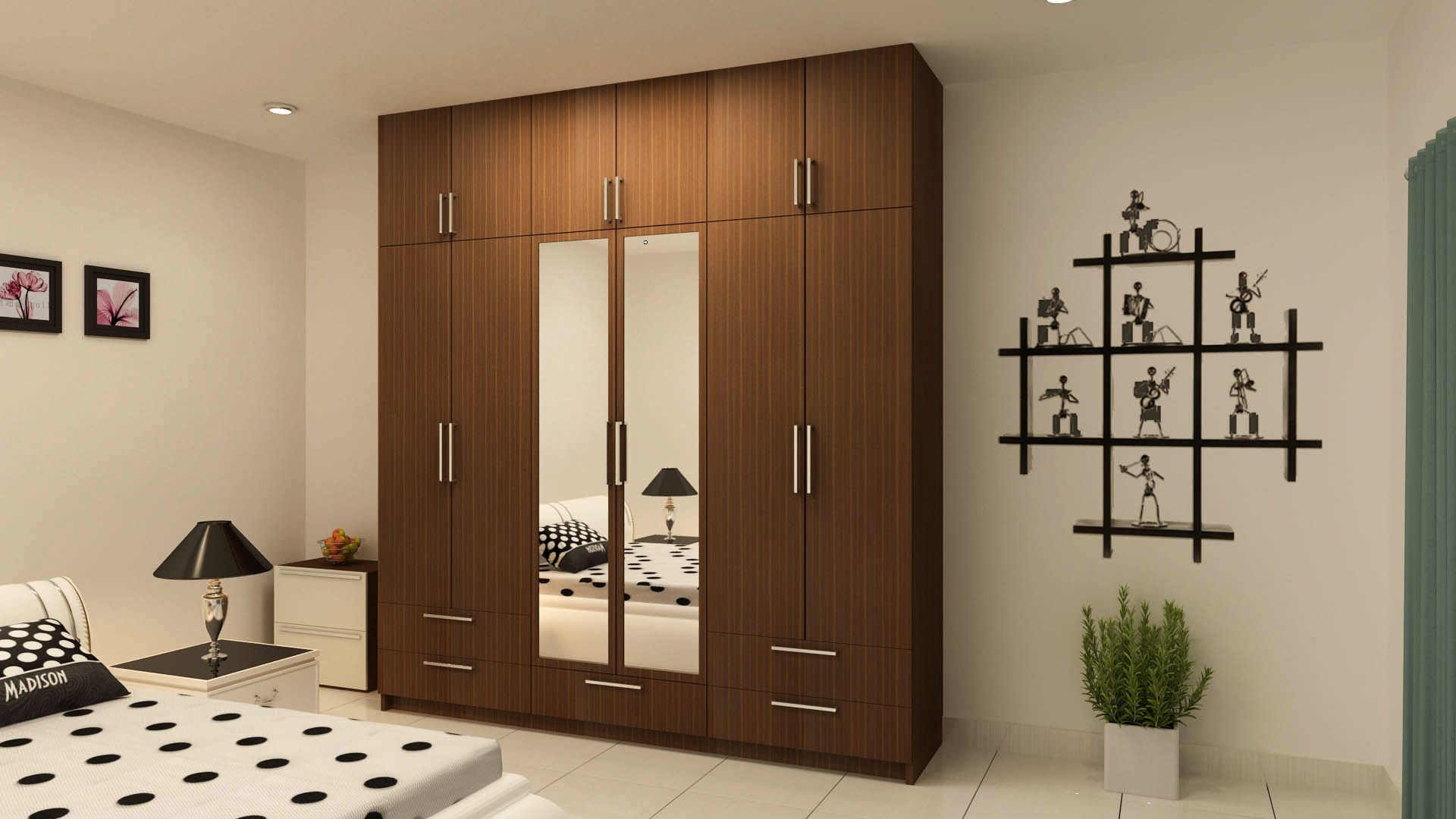 Stylish Modern Wardrobe Designs For Bedroom Wardrobe Design Bedroom Bedroom Closet Design Wadrobe Design