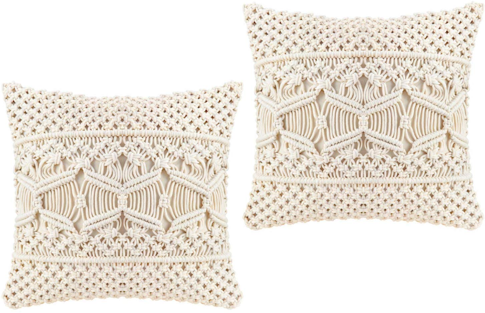 Macrame pillow cover is the best