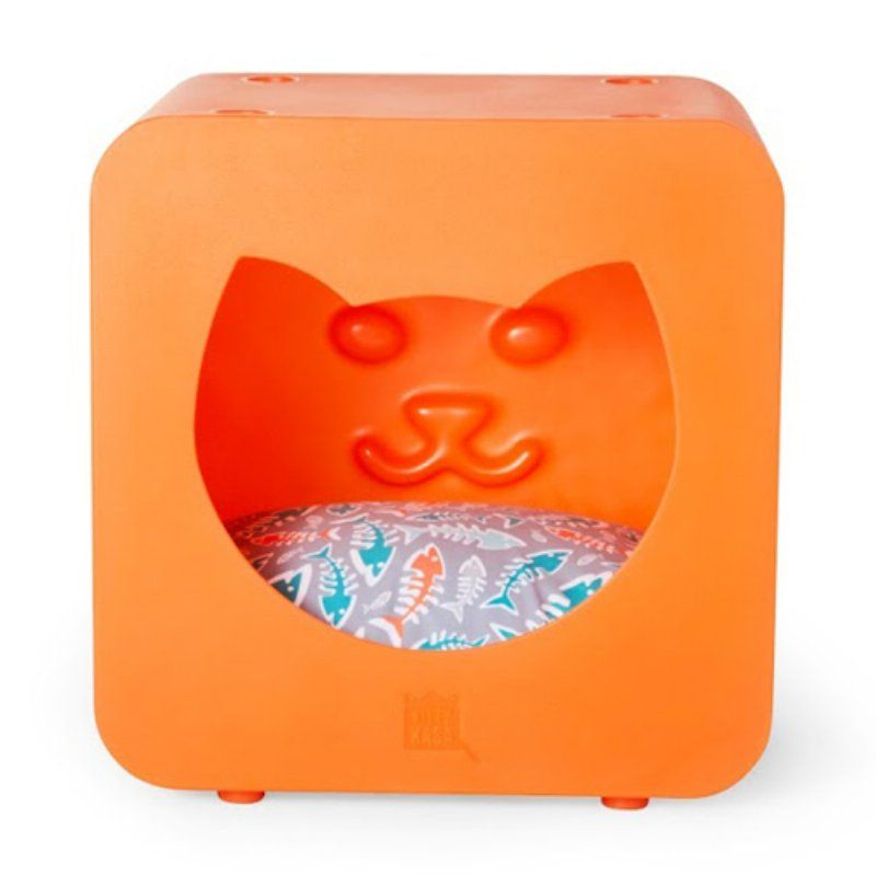 Kitty Kasas Bedroom Cube Cat House - KKB102