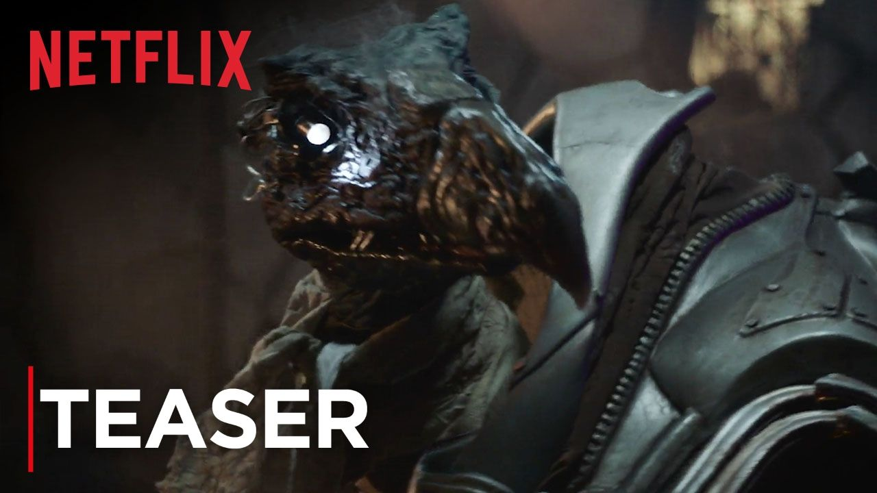 Netflix is bringing Jim Henson's Dark Crystal back, dishes