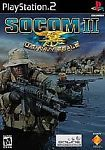 SOCOM II: U.S. #NavySEALs  (Sony PlayStation 2, 2003) #99cents only! 22 hours left!