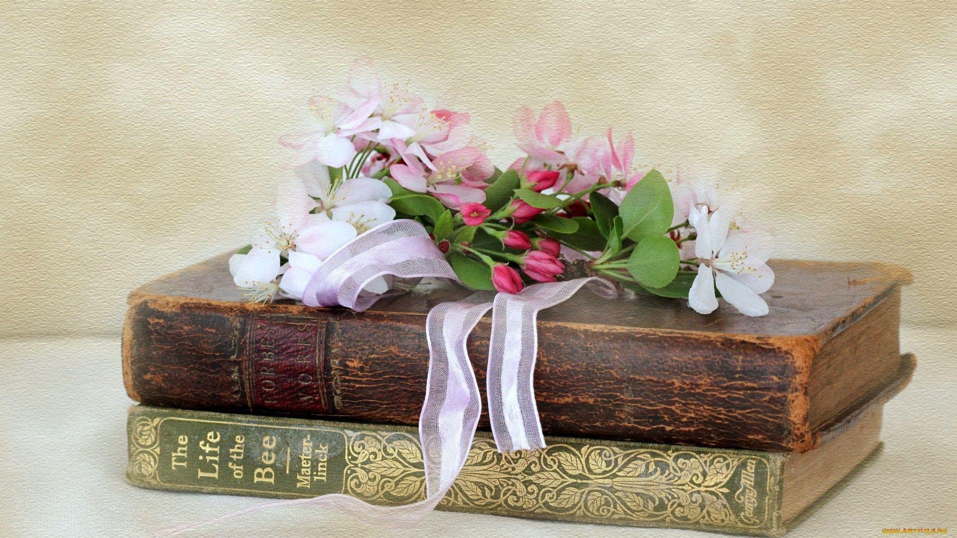 Обои книги, старые, лента. Разное foto 8
