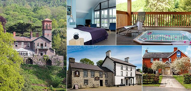 Luxury Boutique Hotels In Wales Uk Snowdonia Pembrokeshire Brecon Beacons