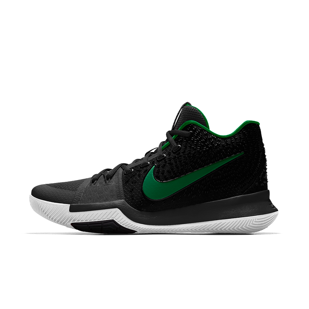 new photos b0cf1 91fcb ... wholesale nike kyrie 3 id mens basketball shoe size 17 black 0d276 5cb7a