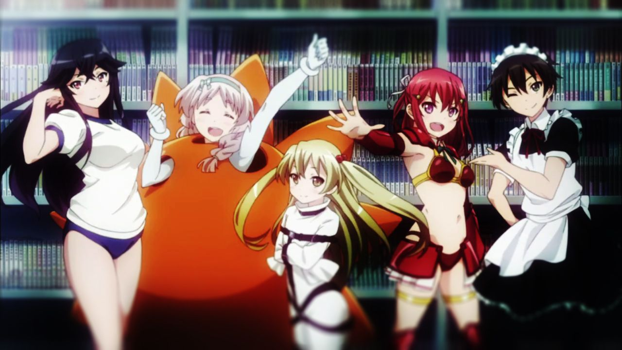 10 Must Watch Anime of Fall 2014 in 2020 Anime, Anime