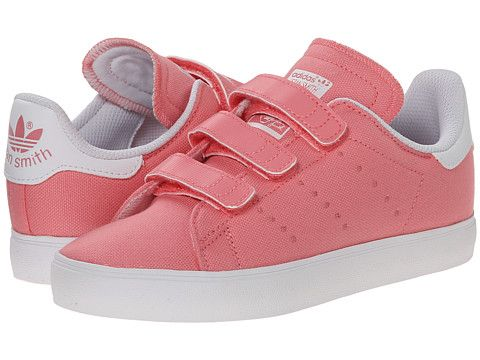 adidas Originals Kids Stan Smith Vulc CF (Little Kid)