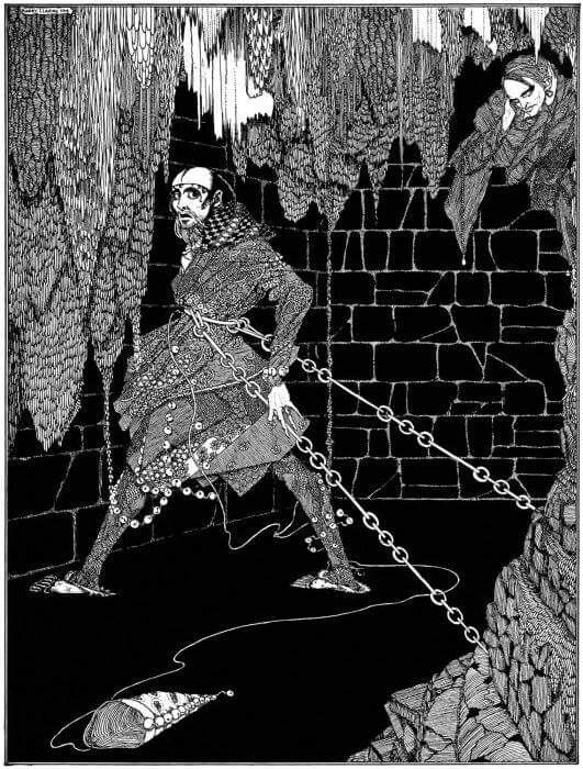 Harry Clarke 1919