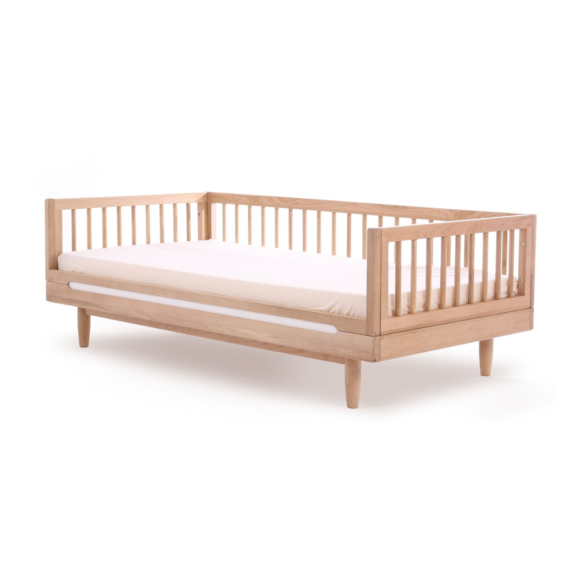Pure Junior Bed 70x140 Cm Oak Junior Bed Bed Bed Furniture