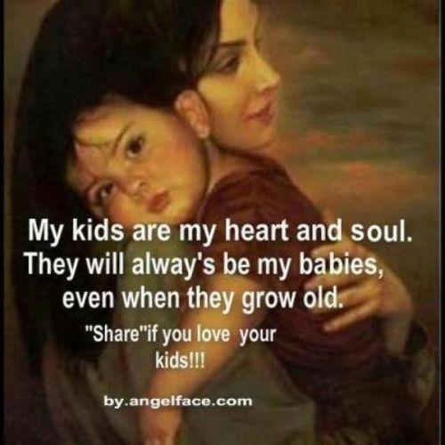 I Love My Children Quotes