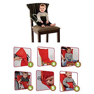 Chaise Haute Bebe Chaise De Voyage Bebe Pliable Ideal Pour