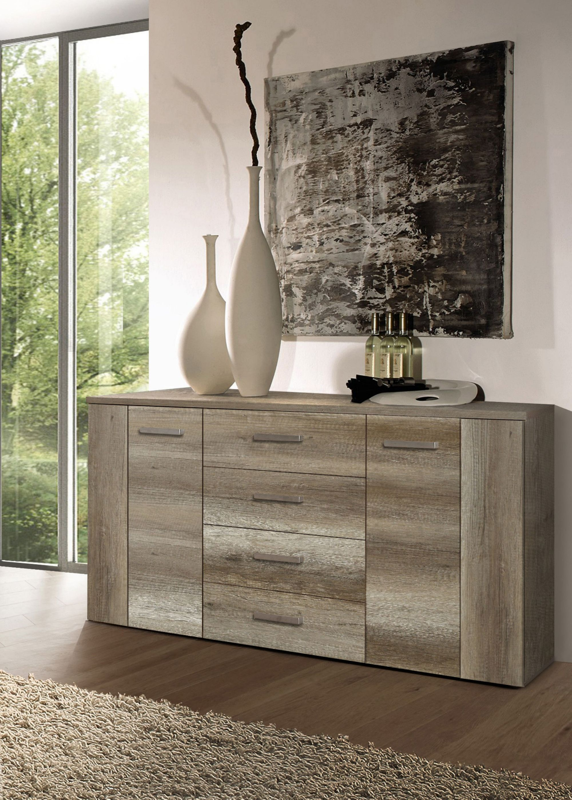 Sideboard Eiche Antik Woody 77 00454 Holz Modern Jetzt Bestellen Unter