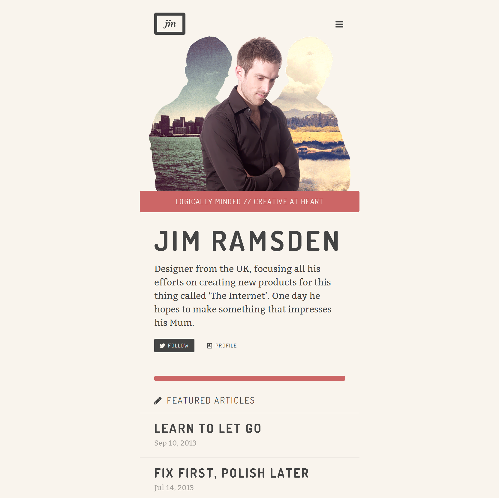 Jimramsden design pinterest