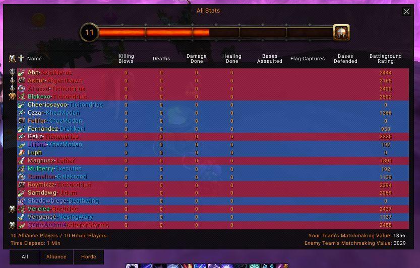 Nice Matchmaking System Blizzard #worldofwarcraft #blizzard #Hearthstone #wow #Warcraft #BlizzardCS #gaming