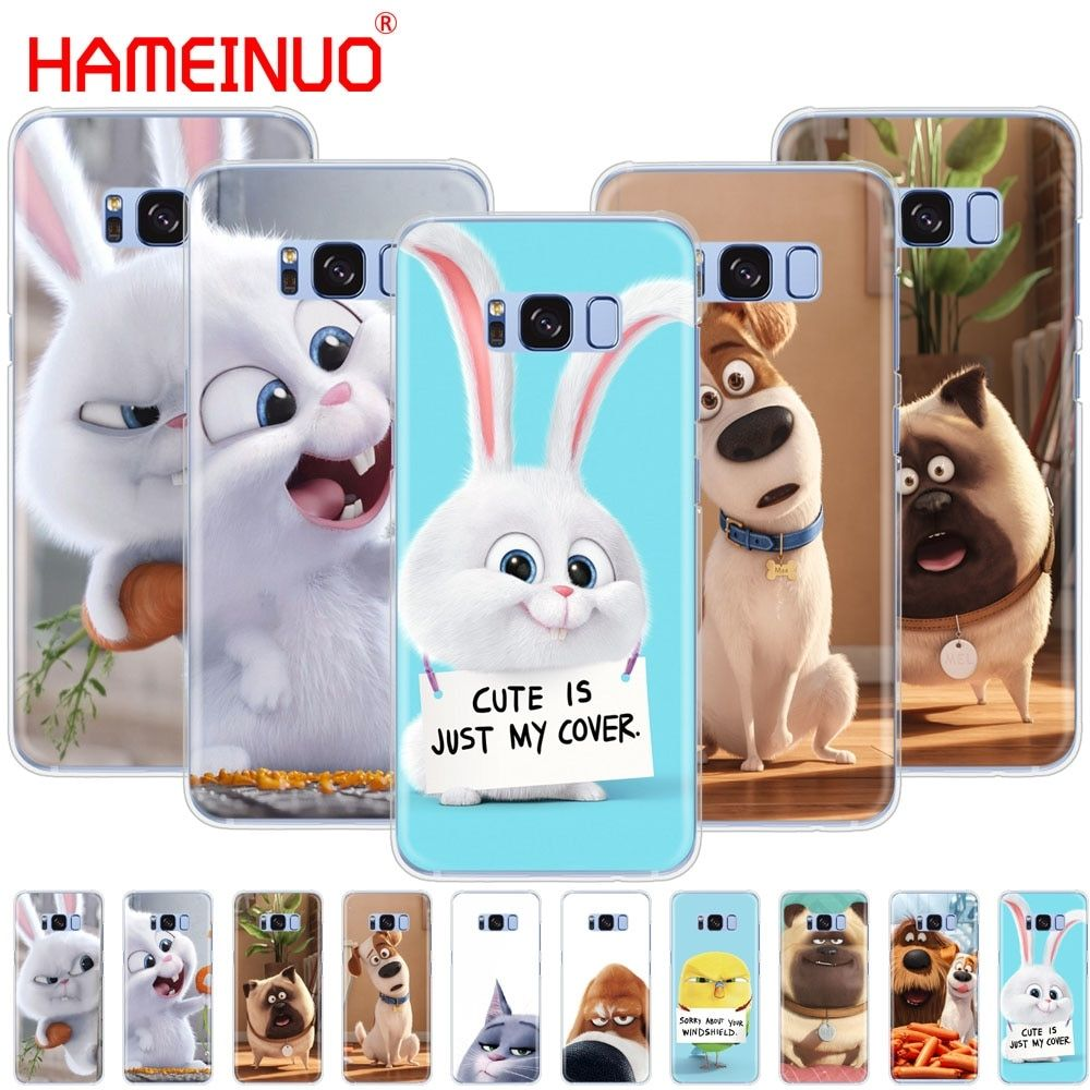 Your Pet Shop Secret Life Of Pets Cell Phone Case Cover Dog Sitting