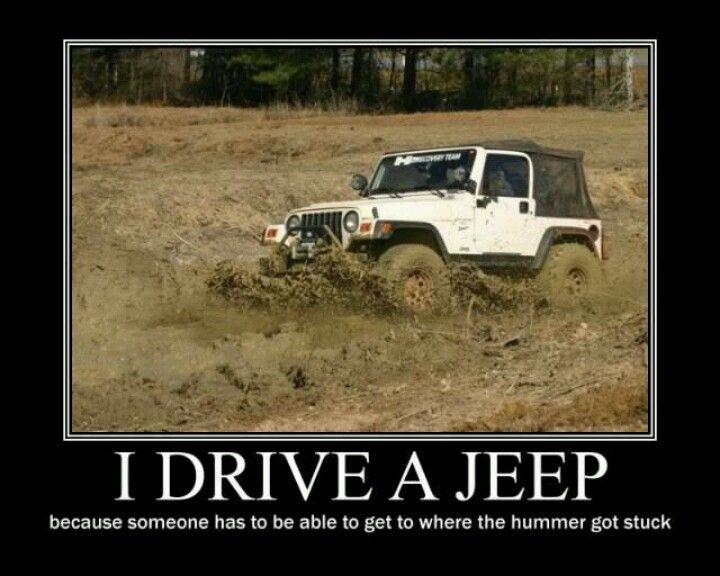 Jeep Vs Hummer Jeeps Rock Jeep Jeep Wrangler Jeep Truck