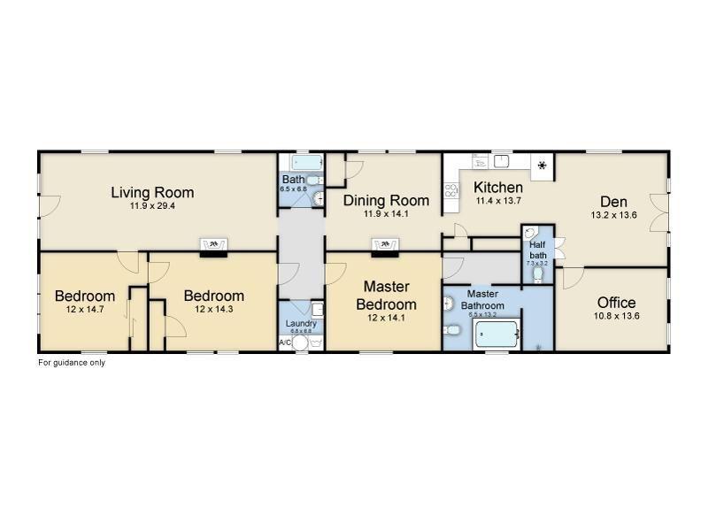 Terrific New Orleans Style Shotgun House Plans Floor Plan Vipp Daa0153d56f1