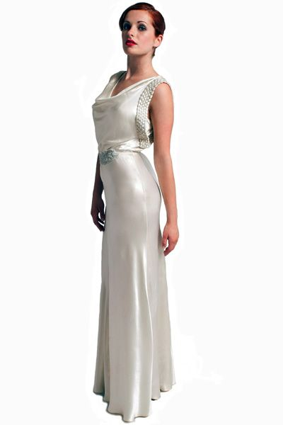 Elizabeth Avey Vintage Wedding Dresses   Vintage weddings, Wedding ...