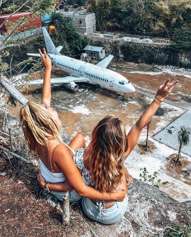 Bali, Plane Tickets, Abandoned
