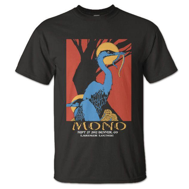 MONO - LARIMER • Code: MNLRMR • Print on Black Gildan ultra cotton (S. M. L. XL.) • Price IDR 150.000,-