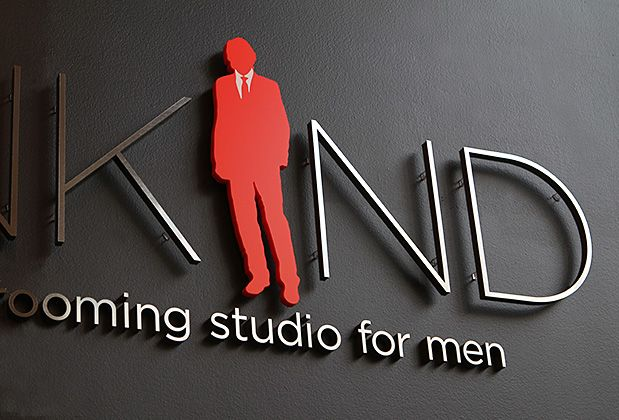 Wall mirror 3d sign office corporate logo sign & design, design interior 3d sign, graphic designers, interior designers design ideas interio...