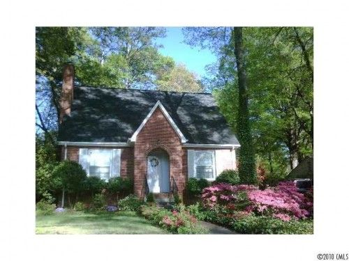 Historic Brick Cape Cod Home in Hickory NC 3 bedroom home for sale