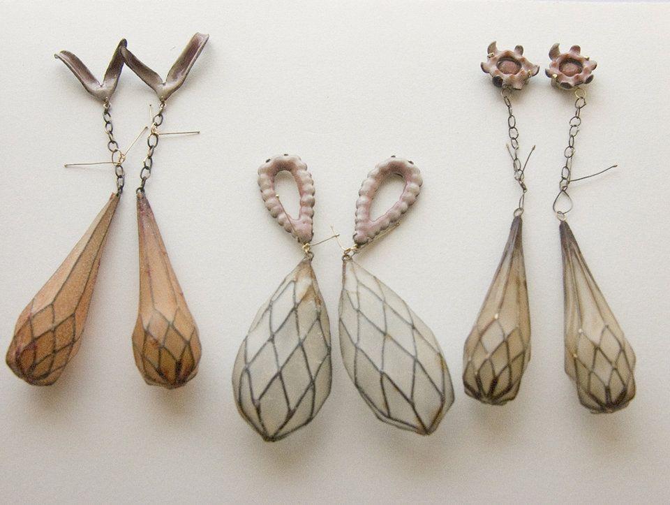 extraordinarily beautiful contemporary jewelry // MASUMI