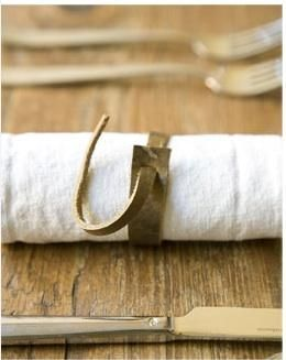 Tandy Rawhide Lace at Remodelista