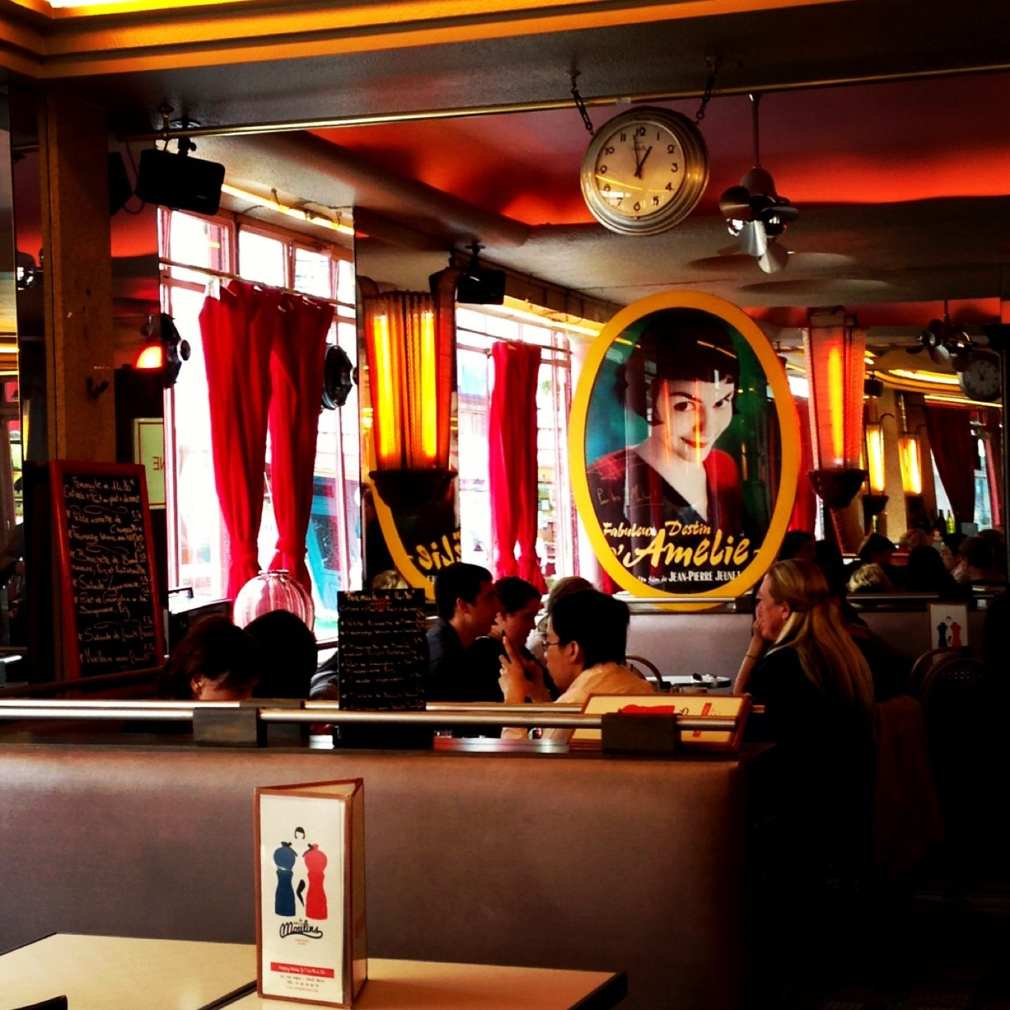Cafe From The Film Amelie
