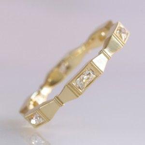 Liv Wedding Band Ring
