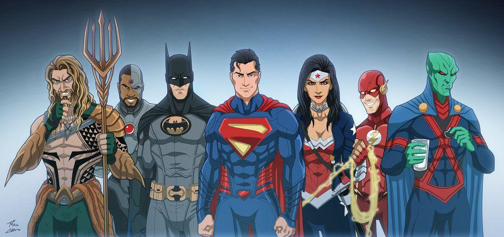 Justice League Justice League Dc Comics Justice League Art