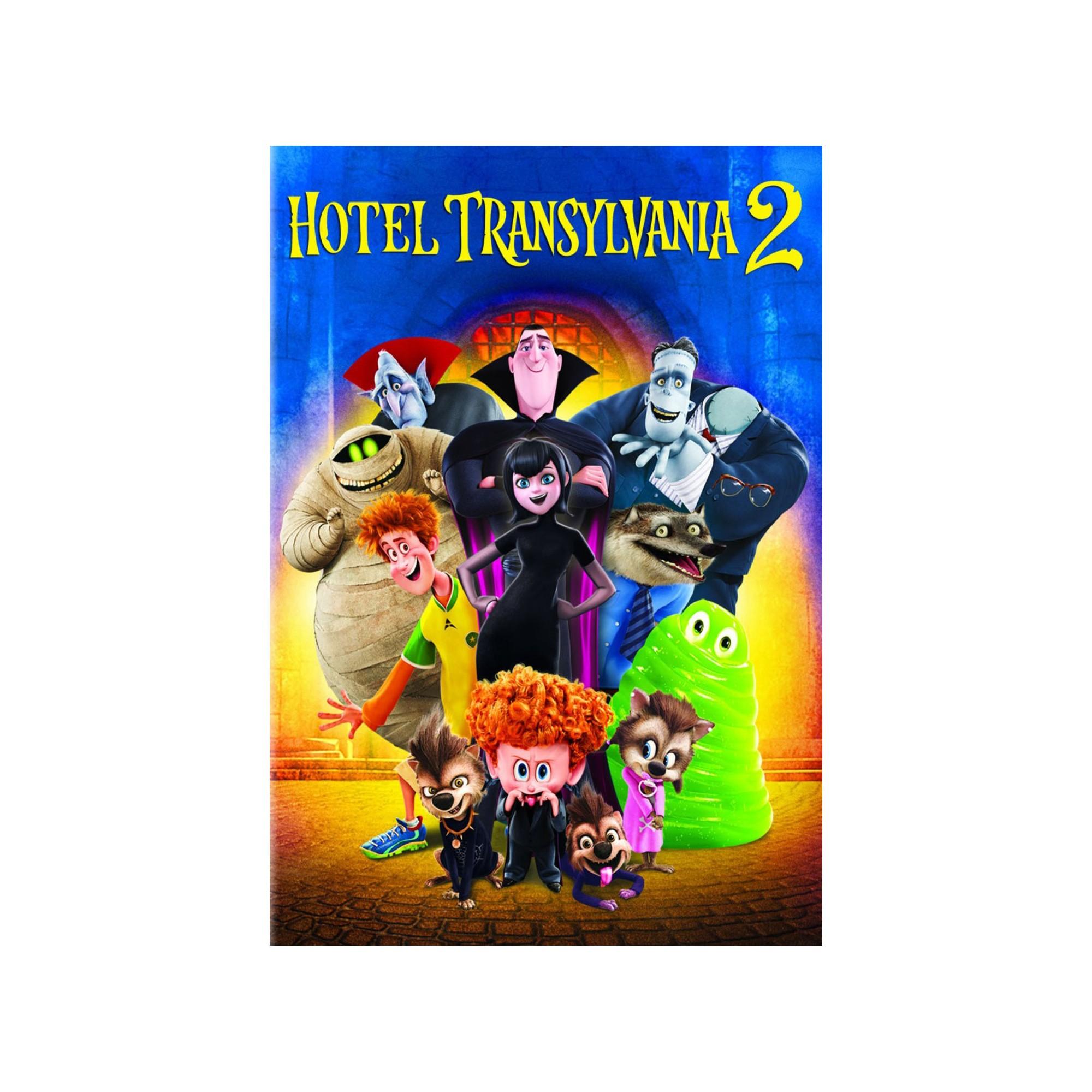 Hotel Transylvania 2 Dvd In 2019 Unni