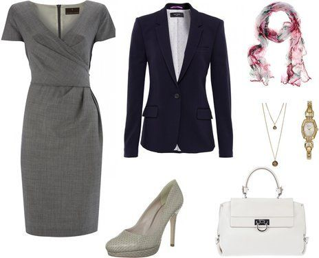 a886e99cd3 Office work to dinner outfit. Evans