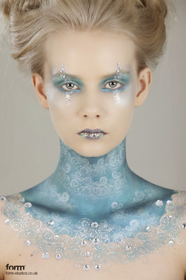 Fashion Me Fabulous: Inspired By: The Snow Queen